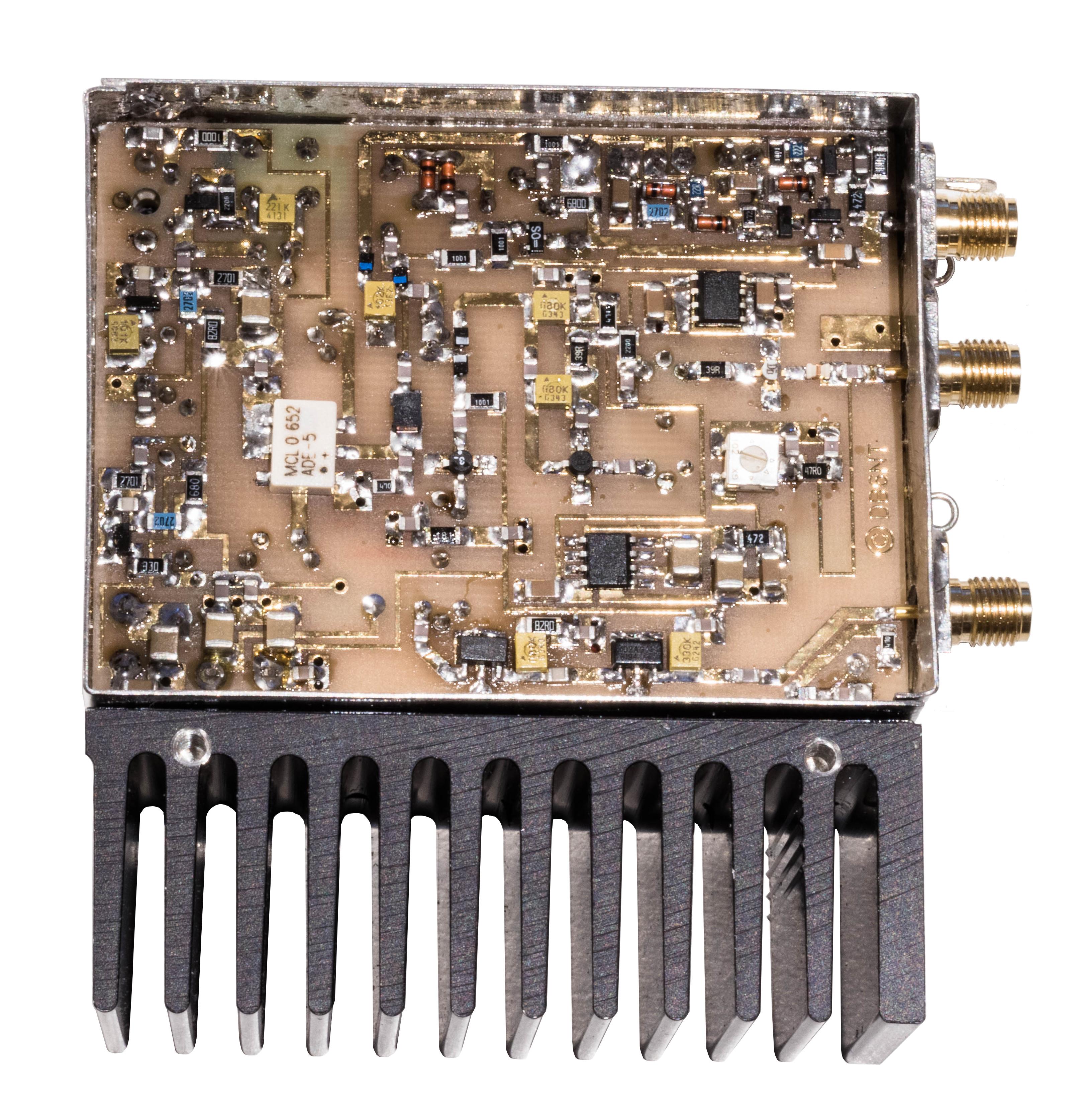 23 cm Transverter (28 MHz / 1296 MHz) - DB6NT KIT